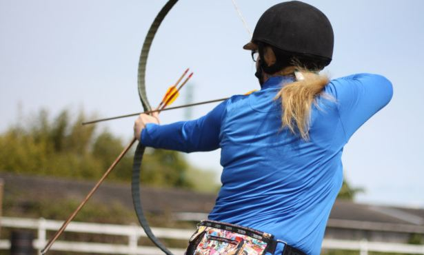 Horse Archery is back at Carosella!