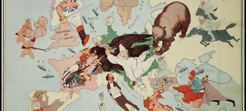 Les frontières de l'Europe d'un point de vue historique