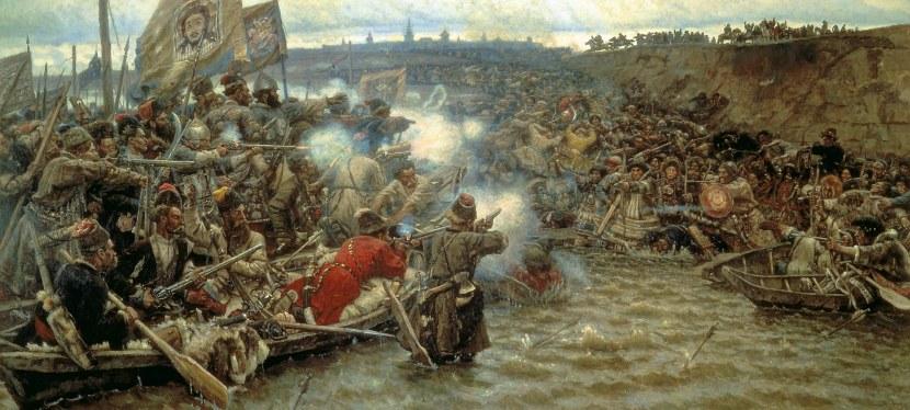 Les fluctuations de l'historiographie de la Russie