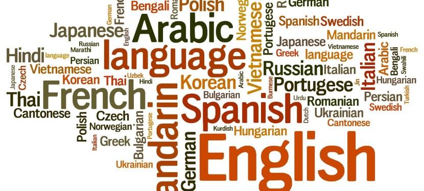 Le mouvement des langues