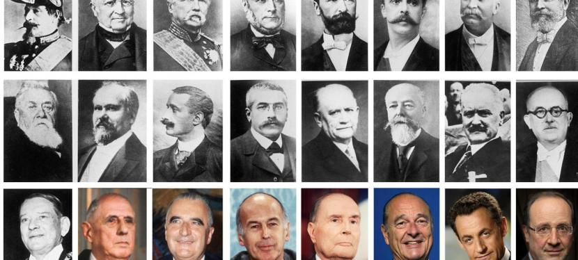 Election et pouvoirs du président de la République depuis 1848