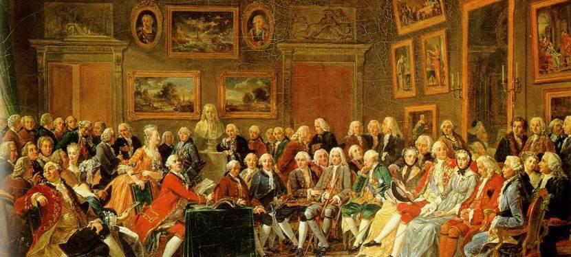 Des Lumières à l'opinion publique : politique extérieure et société, XVIIIe-XXe siècles