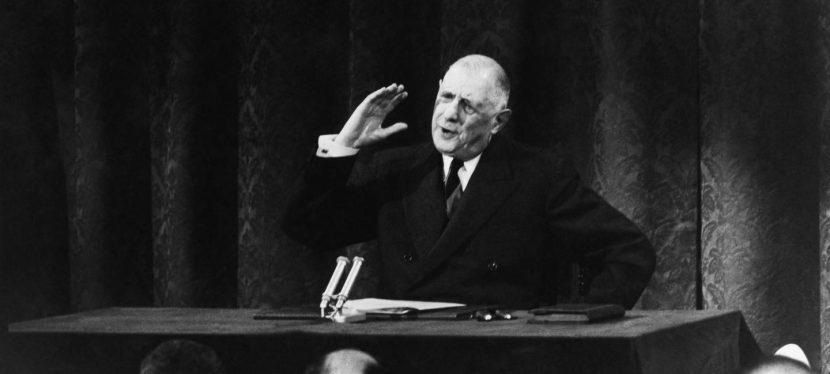 De Gaulle, l'Europe et l'adaptation de la France au Marché Commun 1959 / 1969
