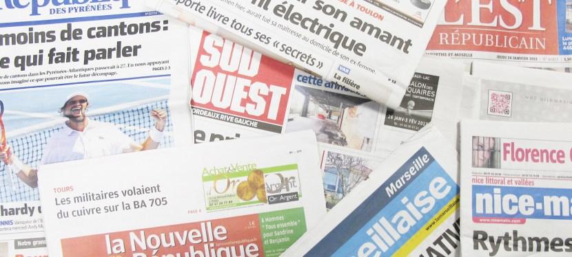 L'État et la presse