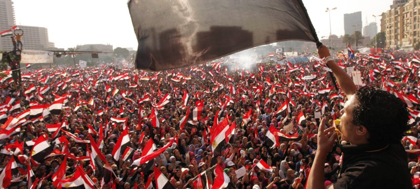 Les changements politiques dans le monde arabe