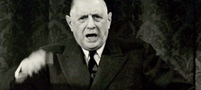 Alain Duhamel, «Le général de Gaulle et l'opinion»