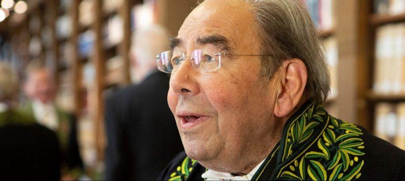 In memoriam Philippe Levillain