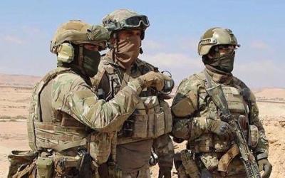 Ориентирование в окружающей боевой обстановке