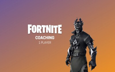 Live Coaching (1 Player) Fortnite para eSports by ByDavo