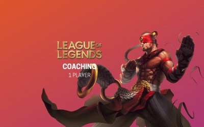 Live Coaching (1 Player) League of Legend para eSports by Zero1