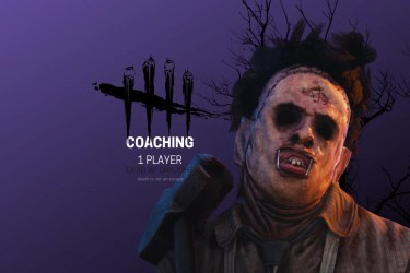 Live Coaching (1 Player) Dead by Daylight by Manolo