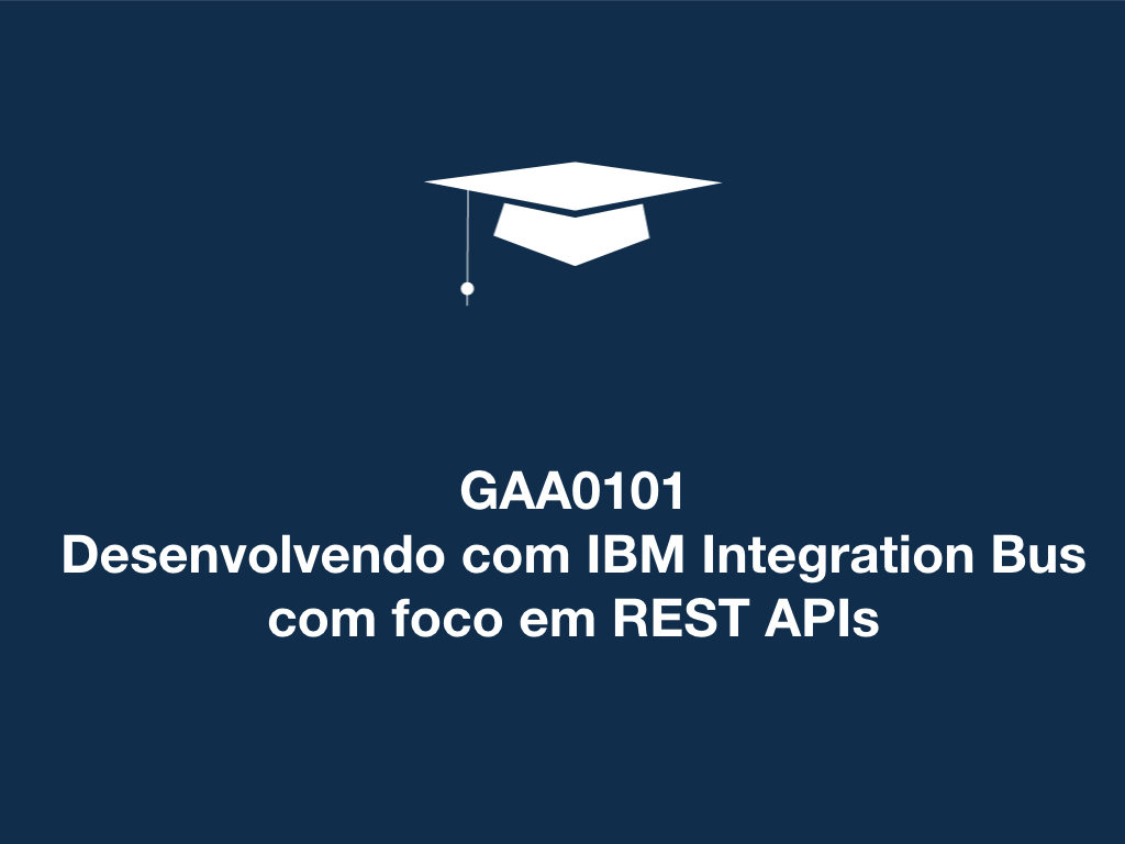 Treinamento IBM Integration bus
