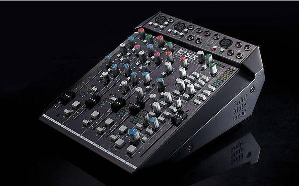 Desktop Mixer