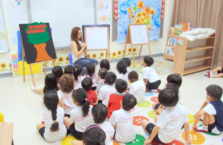 The Voice of Early Childhood Education