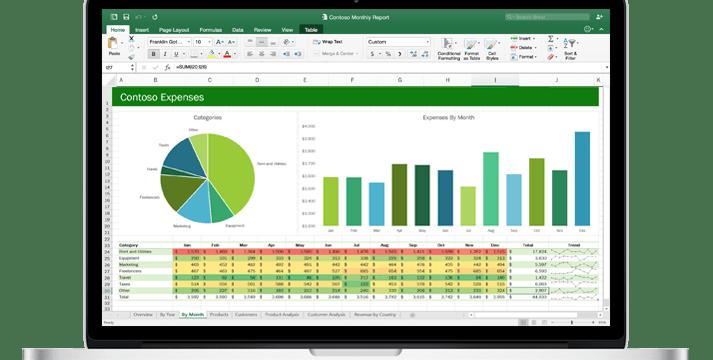 Cómo interactuar con Excel desde PHP