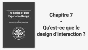 Qu'est-ce que le design d'interaction ?