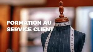 Formation au service client