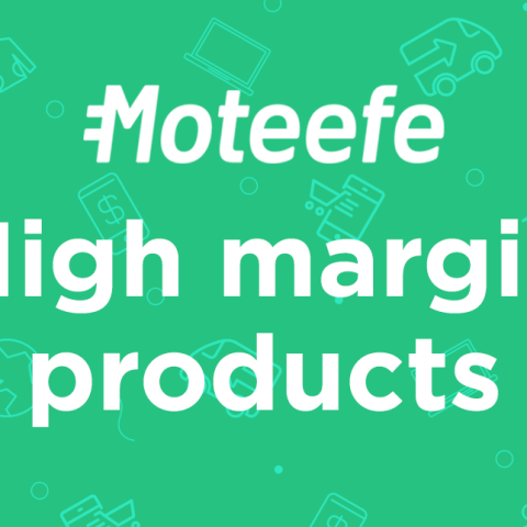 Boost your sales with our high margin products