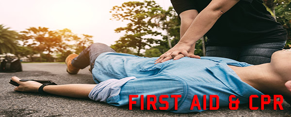 First Aid & CPR course image