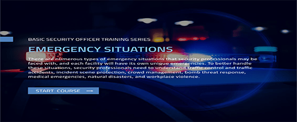 BSOTS: Emergency Situations course image
