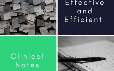 [OC Staff] Effective and Efficient Clinical Notes and Documentation