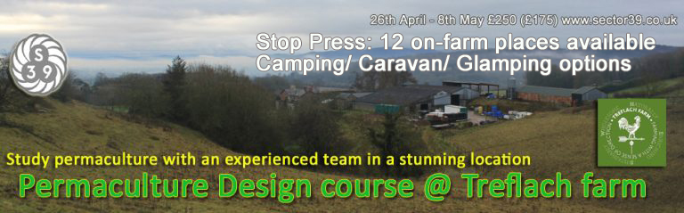 Full PDC @ Treflach farm, April 26th-May 8th