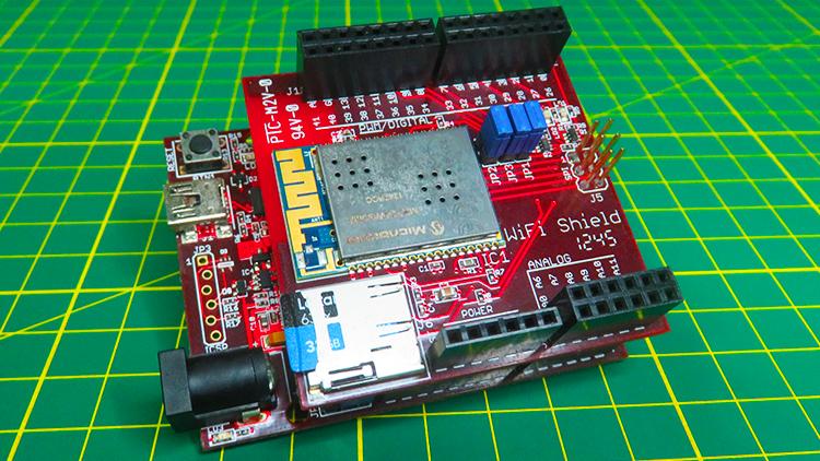 Primeros pasos con PIC32 utilizando chipKIT uC32