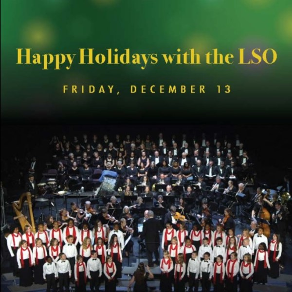 Lynchburg Symphony Orchestra Presents: Happy Holidays with the LSO