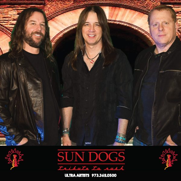 Sun Dogs: RUSH Tribute