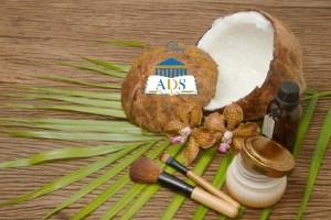 huile de coco soin du corps