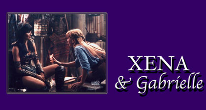 Xena and Gabrielle Stories