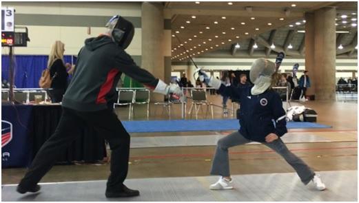Nazlymov Fencing Blog