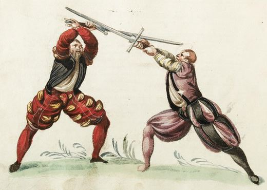 Valentine's Day, Love, and Swordfighting Duels