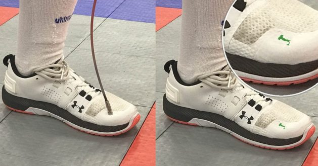 New Innovative Technology Comes to Epee to Validate Questionable Foot Touches