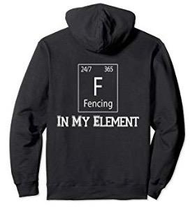 Fencing Hoodie