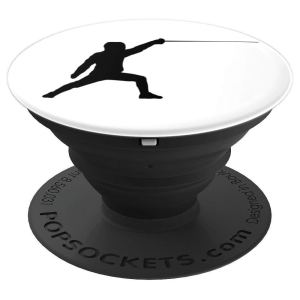 Fencing PopSocket for Phones and Tablets