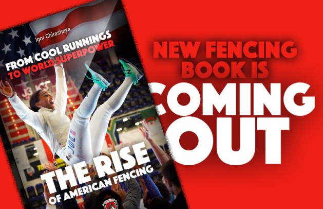 The Rise of American Fencing Book