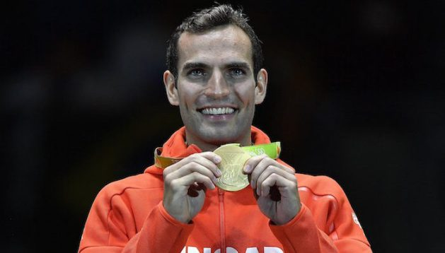 Áron Szilágyi is 5th fencer ever to win Gold medal in two consecutive Olympic Games