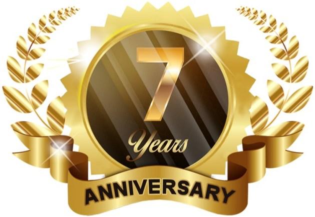 Celebrating seventh Anniversary
