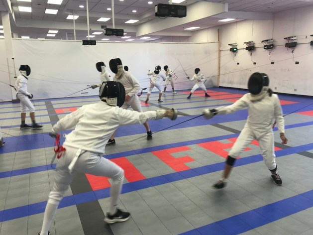 How Long Does it Take to Learn Fencing?