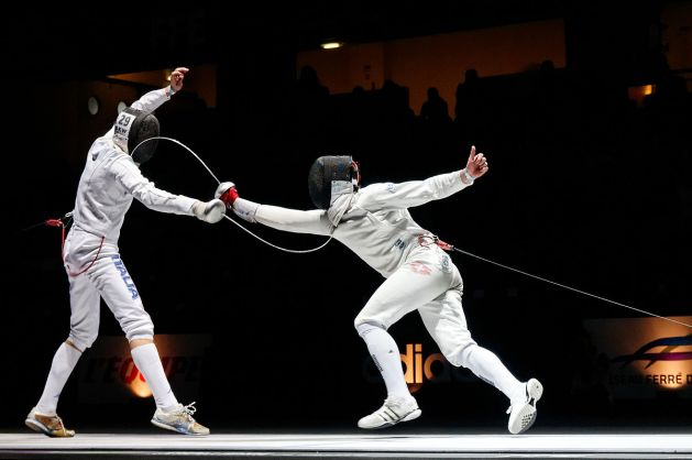 Is fencing a difficult sport