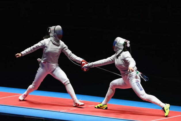An Olympic Fencing Primer for Non-Fencers