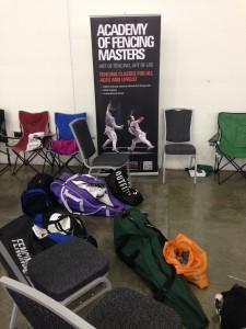 AFM Club base on Fencing Summer Nationals