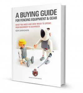 Buying guide to fencing equipment and gear - a complete fencing equipment shopping guide