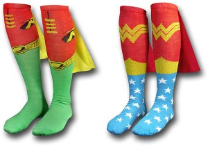 Crazy Colorful Fencing Socks