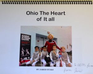 Ohio - Report from Fencing Summer Nationals