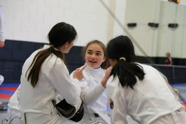 Fencing's Positive Impact on Girls' Self Esteem