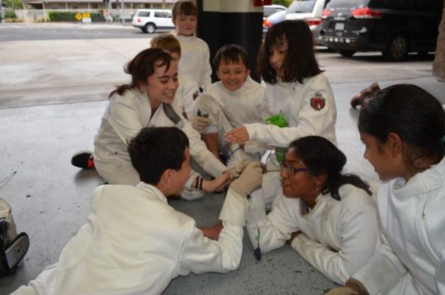 Find a Fencing Club with a Supportive Environment