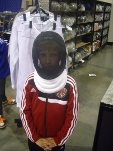 Gear Vendors on Fencing National tournaments