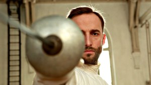 The Fencer movie review: a true story about Estonian fencer and fencing coach Endel Nelis